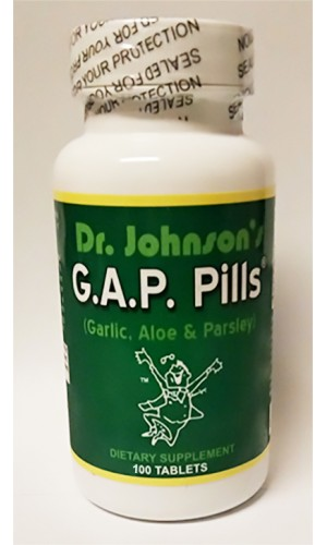 GAP Pills - 100 Tablets