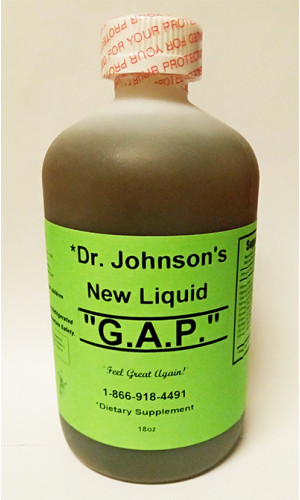 GAP Liquid - 18 oz
