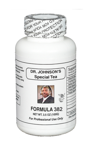 Formula #J382 (Supports the Nerves)