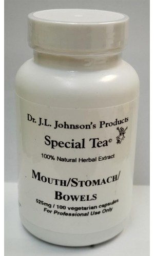 Mouth Stomach Bowels (Capsules)