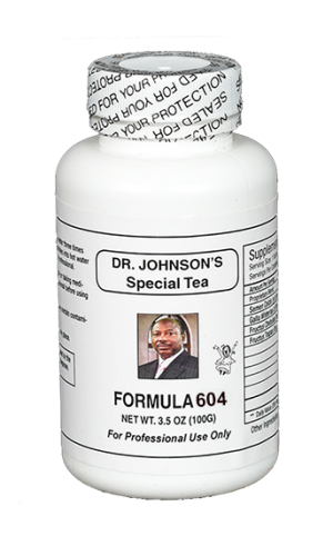Formula #J604 (For Circulation in the Head)